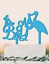 Vârfuri de Tort Calitate superioară Nuntă Zi de Naștere Nuntă Zi de Naștere Sac PVC