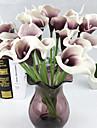10 ramură PU Real atingere Cale Față de masă flori Flori artificiale