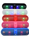 Bluetooth 4.0 3.5mm Trådlösa Bluetooth-högtalare Vit Svart Mörkblå Fuchsia Pärlrosa