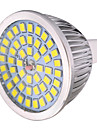 YWXLIGHT® 7W 600-700 lm MR16 Spoturi LED MR16 48 led-uri SMD 2835 Decorativ Alb Cald Alb Rece Alb Natural