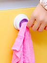Plastic Drăguț Călătorie Bucătărie Gadget creativ Auto- Adeziv Acasă Organizare, 1set Cârlige De Aspirație Cârlige Noutate Cârlige de