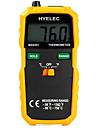 hyelec ms6501 Ecran LCD mare termometru digital tip K termocuplu termometro cu datele deține / logare