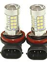 SENCART PGJ19-1 Bilar Glödlampor 36W W SMD 3030 1500-1800lm lm LED Glödlampor Dimljus