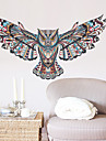 Animale Desene Animate Modă Perete Postituri Autocolante perete plane Autocolante de Perete Decorative Material Pagina de decorarede