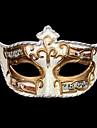 1pc för Halloween maskerad kostym fest maskerad födelsedagsfest semester dekorationer