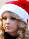 1pcs Crăciun îngroșarea lână capota parte consumabile pălărie de Crăciun