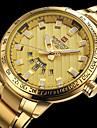 Bărbați Ceas Sport Ceas Militar  Ceas Elegant  Ceas La Modă Ceas de Mână Ceas Brățară Ceas Casual Japoneză Quartz Calendar Rezistent la