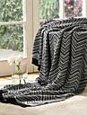 Tricotat Dungi Bumbac/Poliester pături