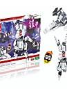 Robotar / Byggklossar Jaktplan / Maskin / Robotar omvandlings / Klassisk Pojkar Present