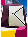 7 osob Rybářský stan Outdoor Větruvzdorné Voděodolný zip S jednou vrstvou Camping Tent >3000 mm pro Outdoor a turistika Látka s podšívkou 200*200*205 cm