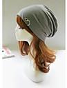Unisex Mată Culoare pură Pălărie, Bumbac - Floppy