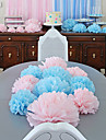 4 inch (set de 10) - flori de țesut pom florale pentru decorațiuni de nuntă beter cadouri® consumabile pentru petreceri