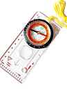 Compas/boussole Directionnel Nautique Camping / Randonnee Camping / Randonnee / Speleologie Trekking ABS cm pcs