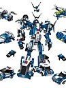 ENLIGHTEN Robot Lego 577 pcs Reparații Avion Luptător Robot Pentru copii Adulți Băieți Cadou