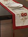 bordslöpare för chritmas dekoration av hög kvalitet, fräsch stil 130 * 40