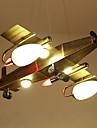 Artistisk Flerfärgad skärm Ministil Glödlampa inkluderad designers Hängande lampor Glödande Till Barnrum Spelrum affärer/caféer