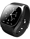 smartwatch m26 bluetooth έξυπνο ρολόι με οδήγησε alitmeter musicplayer βηματόμετρο ios smart phone smartphone