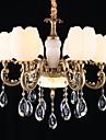 QINGMING® Ljuskronor Xelogen & Krypton - designers, Rustik / Stuga Vintage Traditionell / Klassisk, 110-120V 220-240V Glödlampa inte