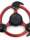 Fidget Spinner Inspirerad av Naruto Sasuke Uchiha Animé Cosplay-tillbehör Zink Alloy