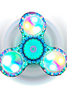 Spinner antistres mână Spinner Jucarii Tri-Spinner LED-ul Spinner Focus Toy Ameliorează ADD, ADHD, anxietate, autism Stres și anxietate