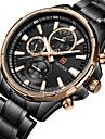 Bărbați de Copil Ceas de Mână Unic Creative ceas Ceas Casual Ceas Elegant  Ceas La Modă Quartz Calendar Rezistent la Apă Oțel inoxidabil