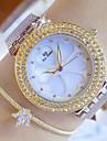 Pentru femei Ceas de Mână Japoneză Quartz Argint 30 m Ceas Casual Analog femei Charm Modă - Auriu Argintiu Roz auriu / Oțel inoxidabil
