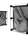 3Dピンアート ノベルティ柄 友達 手 新デザイン 教育 ステンレス鋼 ガラス 子供用 成人 男の子 女の子 おもちゃ ギフト 1 pcs