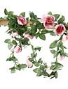 Gren Silke Roser Bordsblomma Konstgjorda blommor #(78.74x1.97x1.97)