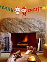 3 metri Crăciun agățat decoratiuni trage steaguri flautant diy Crăciun copac cerb agățat banner bârnă