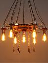 Retro / vintage Hängande lampor Fluorescerande - Justerbar, 110-120V 220-240V Glödlampa inte inkluderad