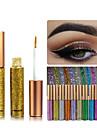1Pcs Rainbow Colors Eyeshadow Glitter Long Lasting Waterproof Eyeshadow Eyeliner Makeup