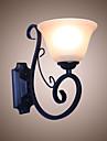Traditionell/Klassisk Vägglampor Till Metall vägg~~POS=TRUNC 110-120V 220-240V 60W