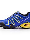 Bărbați Pantofi Tul Primăvară / Toamnă Confortabili Adidași Plimbare Negru / Gri / Albastru