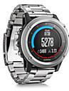 Bărbați Pentru femei Ceas Sport Ceas de Mână Swiss Piloane de Menținut Carnea Bluetooth Alarmă Calendar Rezistent la Apă Iluminat Busolă