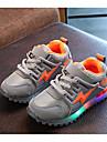 Băieți Pantofi Plasă de Aerisire Primăvară Confortabili Adidași pentru Gri / Albastru / Roz