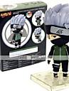 Anime Actionfigurer Inspirerad av Naruto Hatake Kakashi 10 CM Modell Leksaker Dockleksak