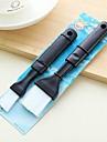 Bakningsset För köksredskap Multifunktion Resa Plastik Artificiella Fiber-borstar Multifunktion Bakning Verktyg
