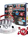 Lögndetektor Lögndetektor för vuxna Brädspel Konsolspel Leksaker Micro Electric Shock Leksaker Plast ABS 1pcs Bitar Vuxna Födelsedag