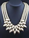 Pentru femei Coliere - Reșină Declarație Negru, Argintiu, Curcubeu Coliere 1 Pentru Casual, Dată