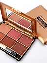 4 Colors Makeup Set Pressed powder Blush Dry / Combination / Oily Long Lasting Blush China Makeup Cosmetic