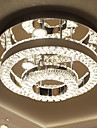OBSESS® Takmonterad Fluorescerande - Kristall, Anti-reflex, Glödlampa inkluderad, 110-120V / 220-240V, Dimbar med fjärrkontroll,  / G4