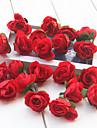 20 Gren Annat Roser Bordsblomma Konstgjorda blommor