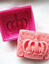 Cake Moulds Kakor för choklad Silikon Gummi Bakning Verktyg