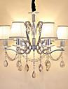 QIHengZhaoMing Hängande lampor Glödande - Kristall Ögonskydd, Modern, 110-120V 220-240V, Varmt vit, Glödlampa inkluderad