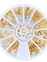 Ornament Modern Stil Mode Hög kvalitet Dagligen Nail Art Design