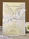 Gate-Fold Wedding Invitations 50pcs - Invitation Cards Invitation Sample Mother\'s Day Cards Baby Shower Cards Bridal Shower Cards
