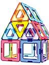 Bloc magnetic / Lego 46pcs Temă Clasică Transformabil / Interacțiunea părinte-copil Calitate superioară Cadou