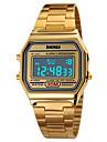 SKMEI Bărbați Ceas digital Ceas de Mână Ceas Sport Japoneză Piloane de Menținut Carnea Alarmă Calendar Cronograf Rezistent la Apă