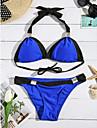 Pentru femei Bikini Peteci Halter
