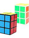 cubul lui Rubik MFG2003 2*3*3 2*2*3 Cub Viteză lină Cuburi Magice puzzle cub Plastice Dreptunghi Cadou